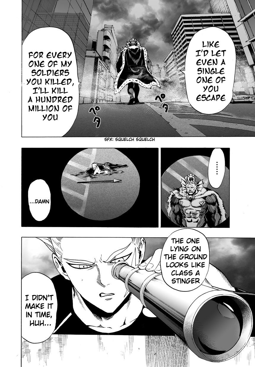 One Punch Man Chapter 24 Read Online Image 5