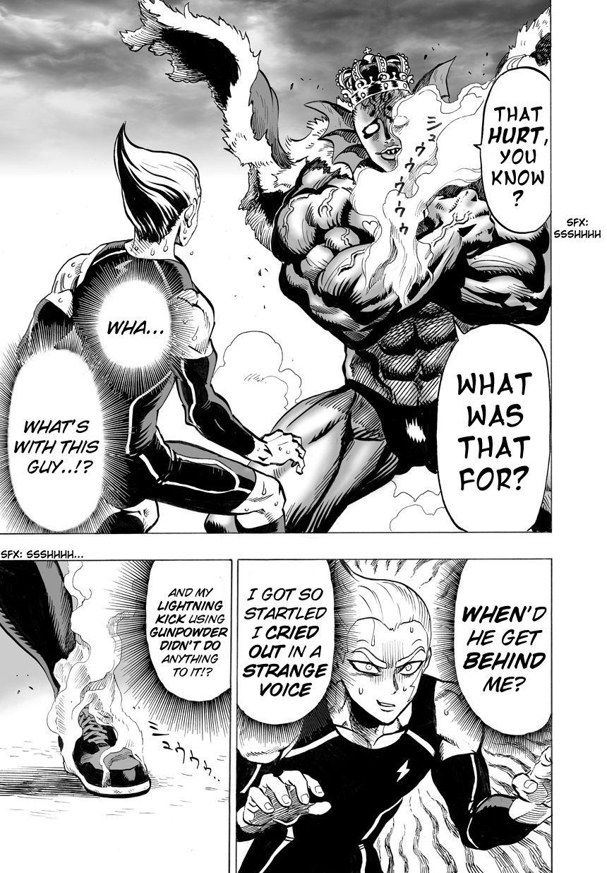 One Punch Man Chapter 24 Read Online Image 8