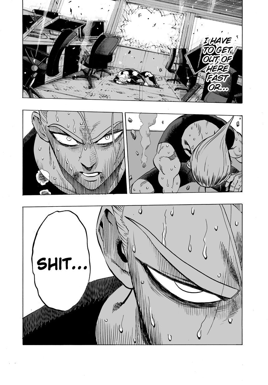 One Punch Man Chapter 24 Read Online Image 13