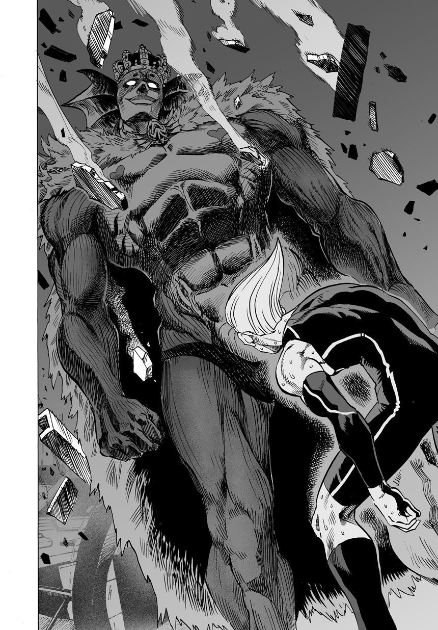 One Punch Man Chapter 24 Read Online Image 14