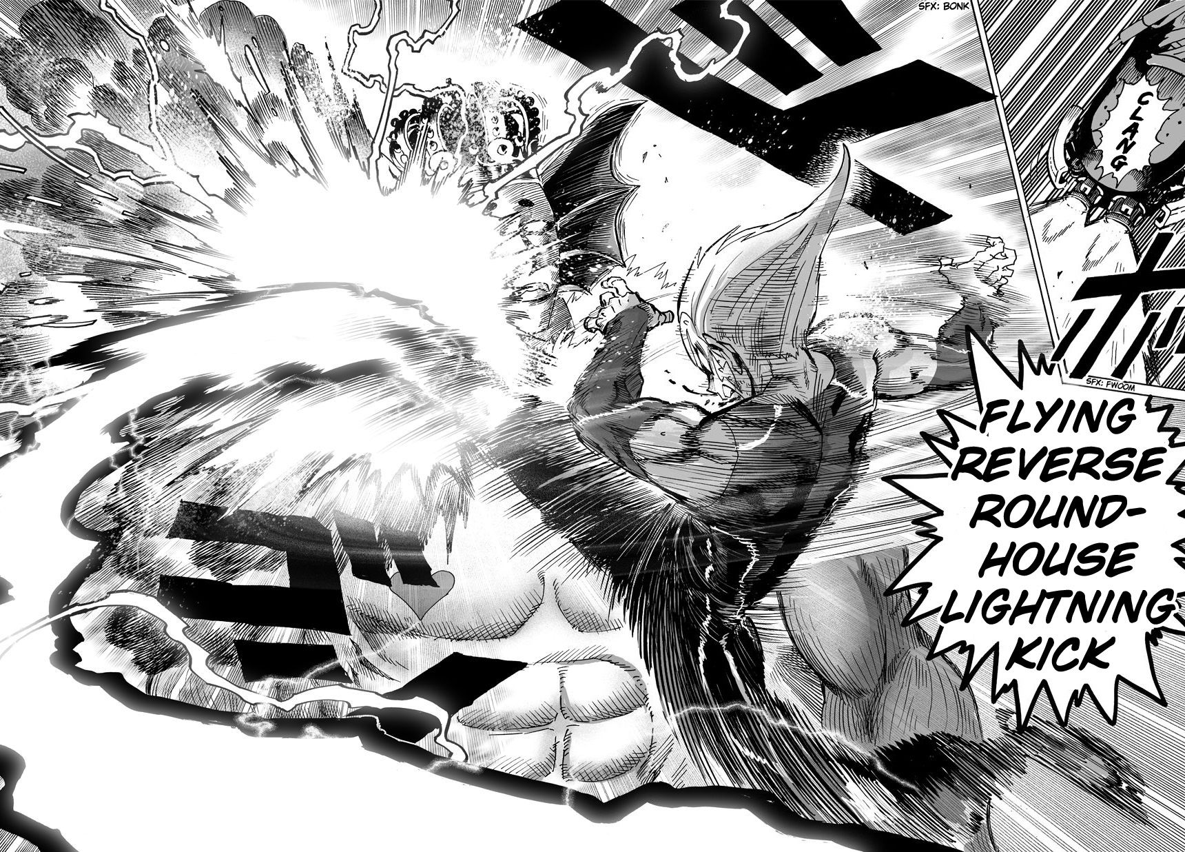 One Punch Man Chapter 24 Read Online Image 16