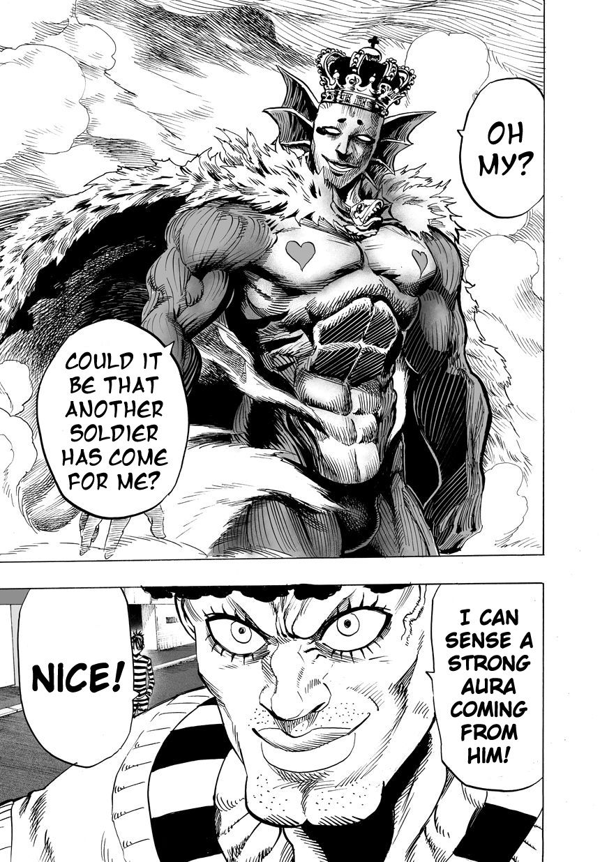 One Punch Man Chapter 24 Read Online Image 22