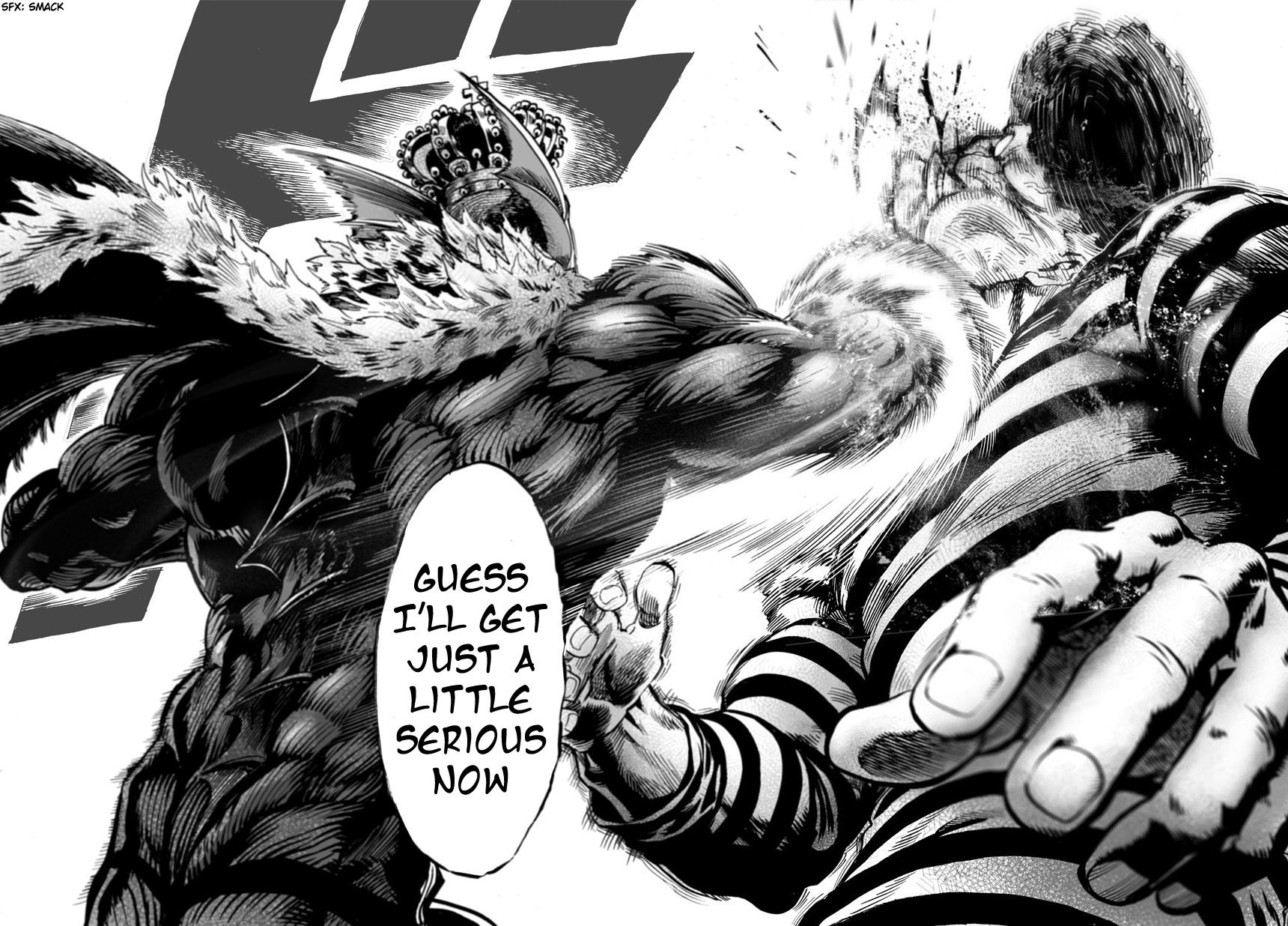 One Punch Man Chapter 24 Read Online Image 27
