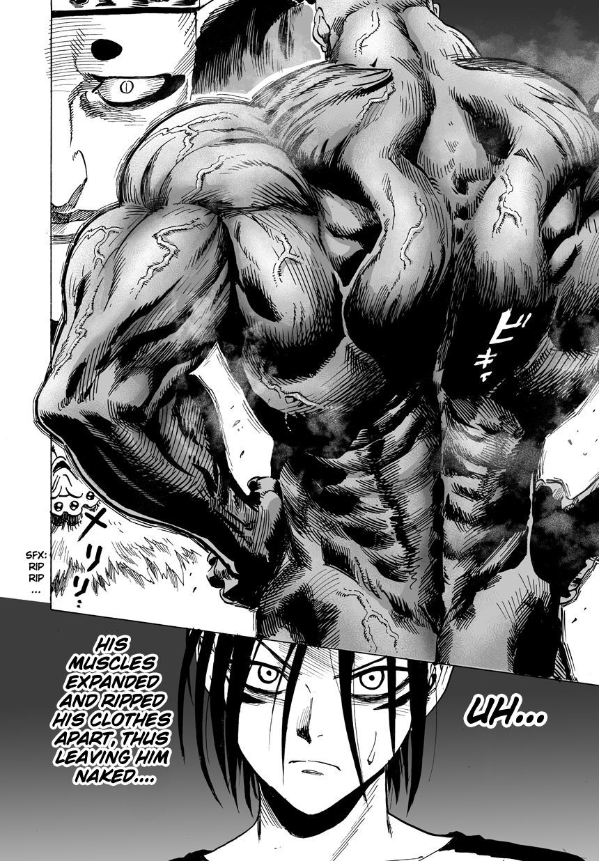 One Punch Man Chapter 24 Read Online Image 35