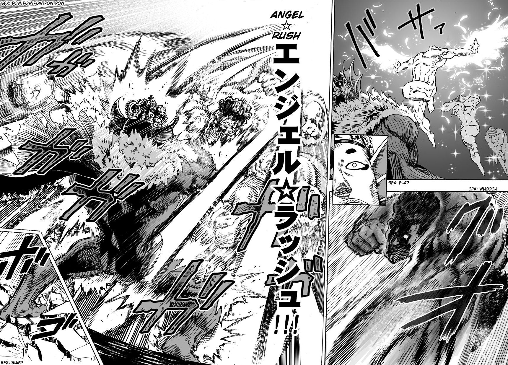 One Punch Man Chapter 24 Read Online Image 37