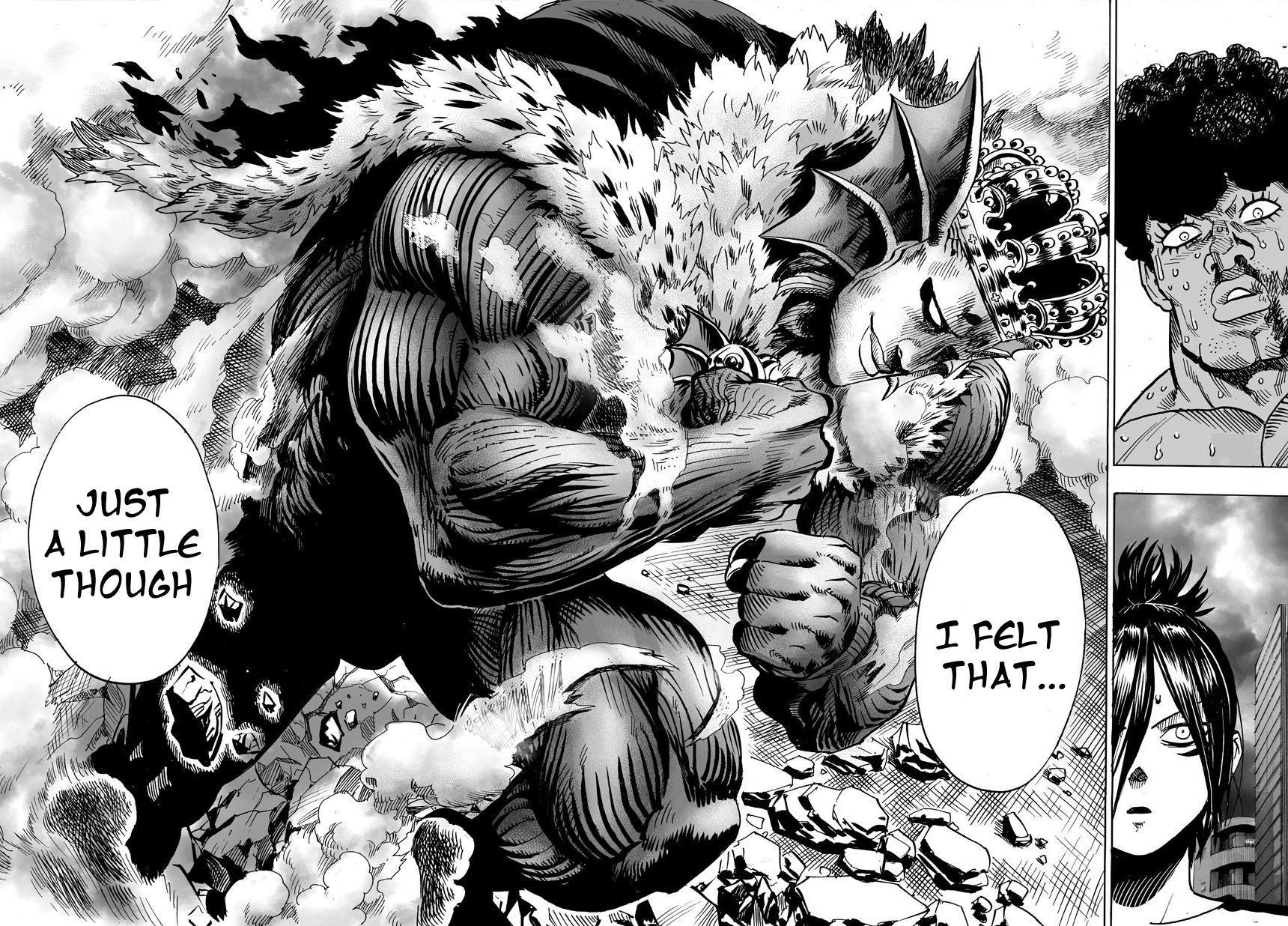 One Punch Man Chapter 24 Read Online Image 40