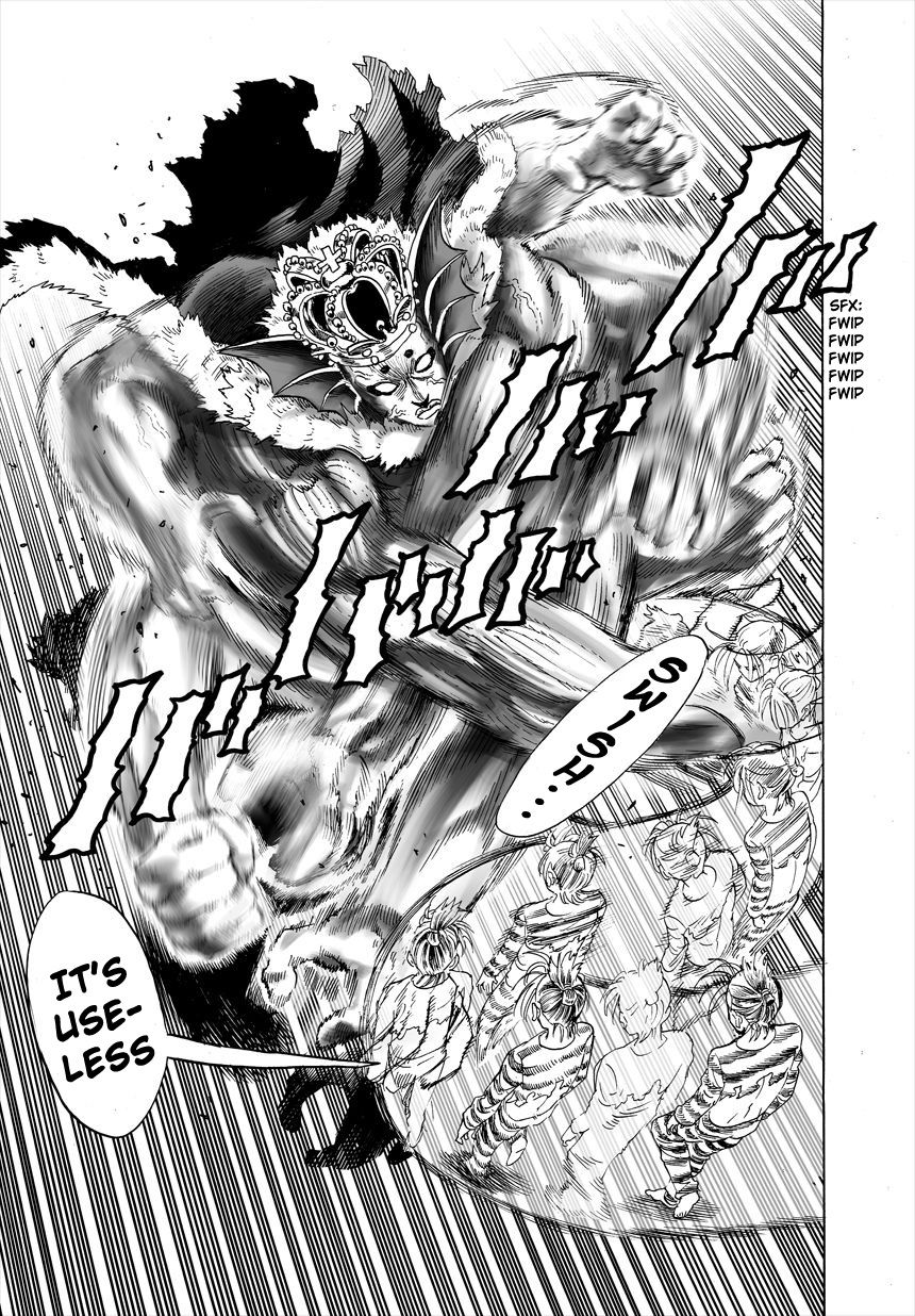 One Punch Man Chapter 24 Read Online Image 53