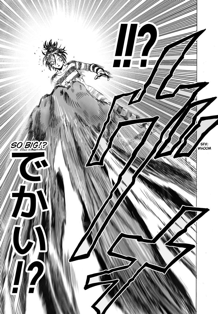 One Punch Man Chapter 24.2 Read Online Image 4