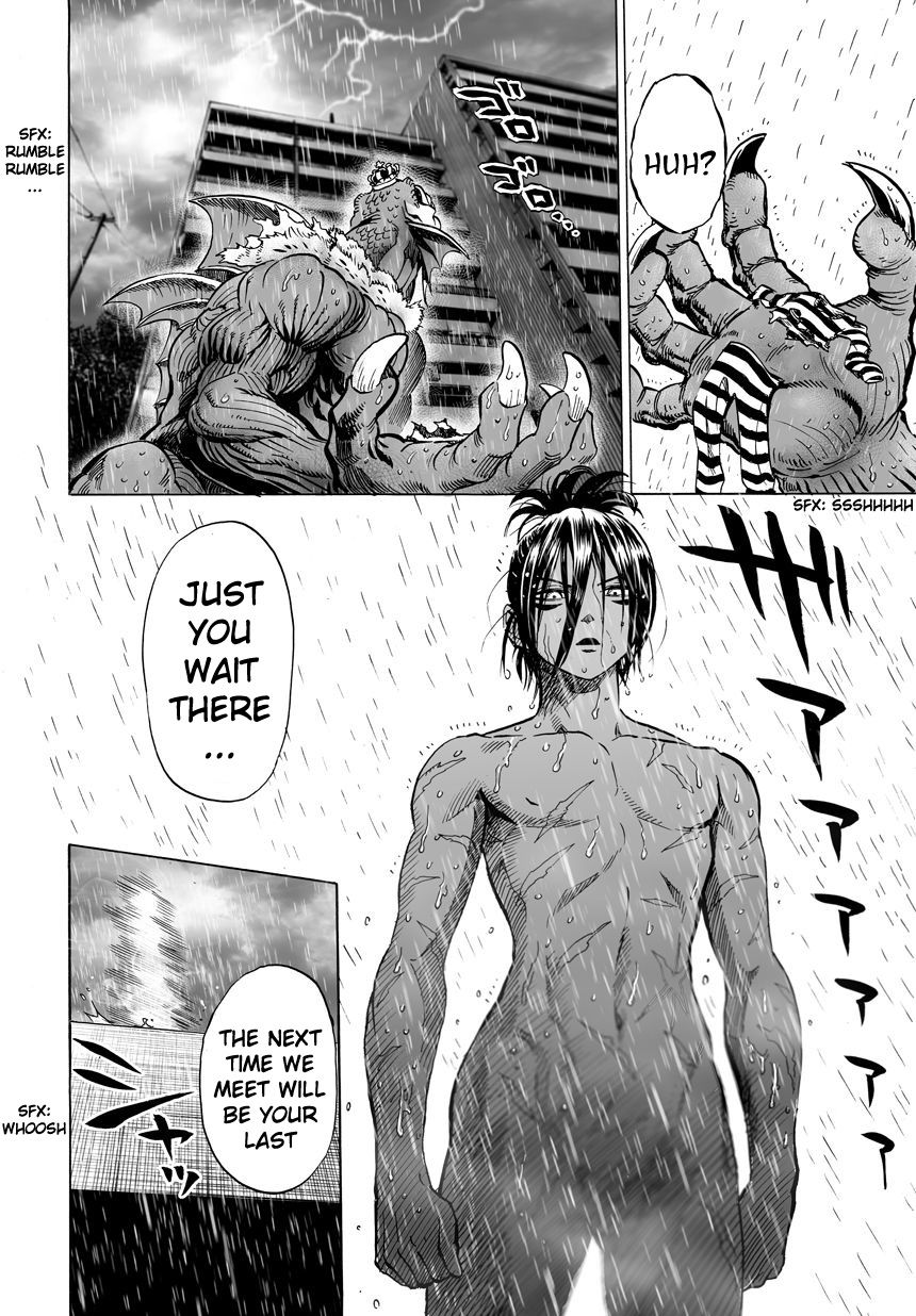 One Punch Man Chapter 24.2 Read Online Image 13