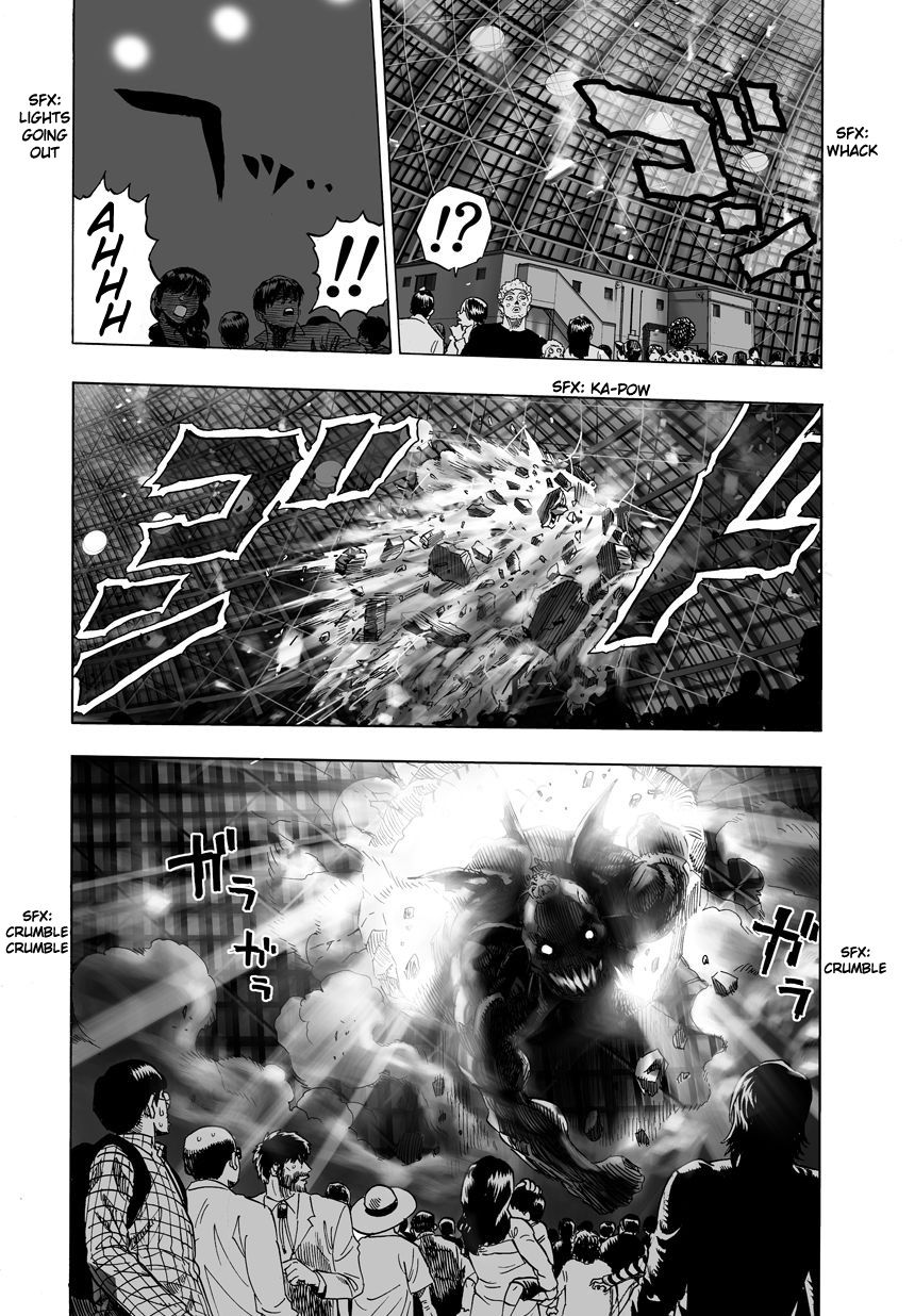 One Punch Man Chapter 24.2 Read Online Image 20