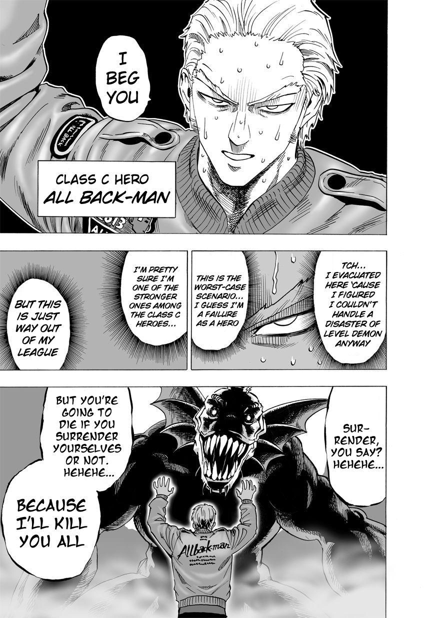 One Punch Man Chapter 24.2 Read Online Image 22