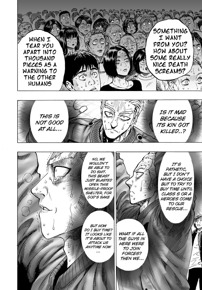 One Punch Man Chapter 24.2 Read Online Image 23