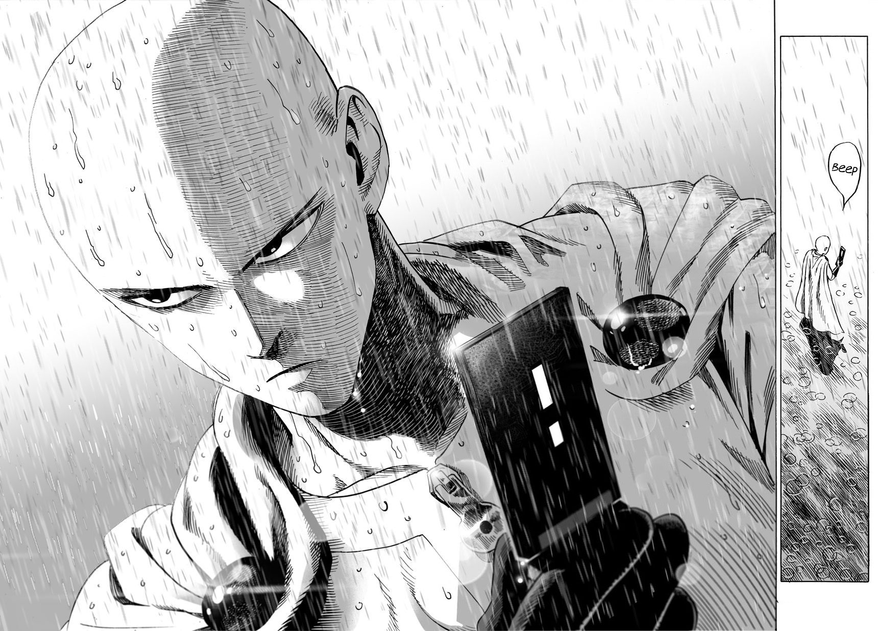 One Punch Man Chapter 25 Read Online Image 7