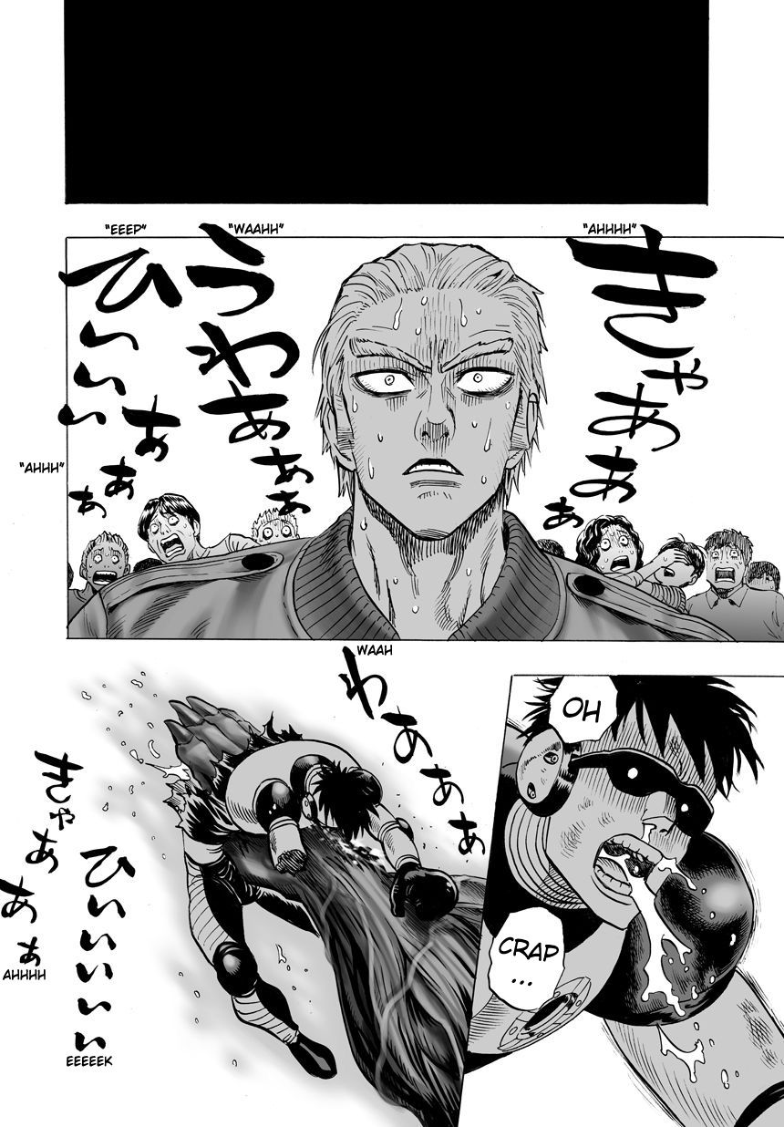 One Punch Man Chapter 25 Read Online Image 8