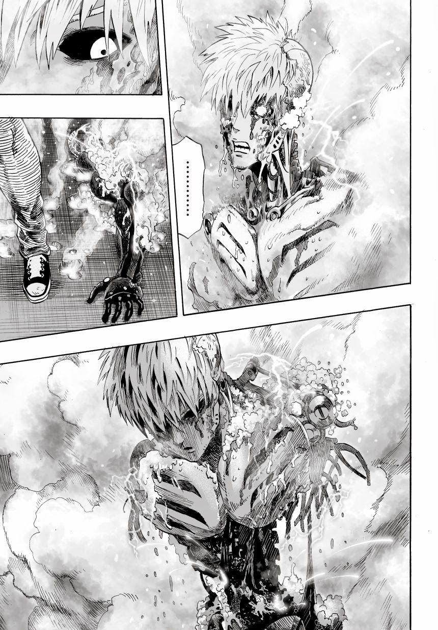 One Punch Man Chapter 26 Read Online Image 4