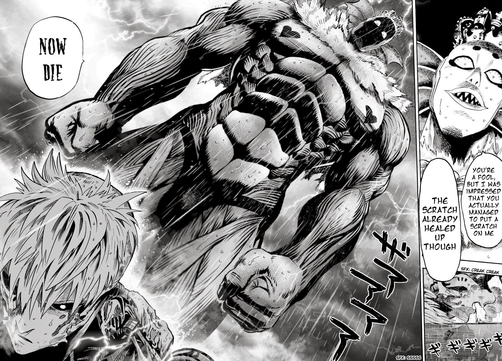 One Punch Man Chapter 26 Read Online Image 9