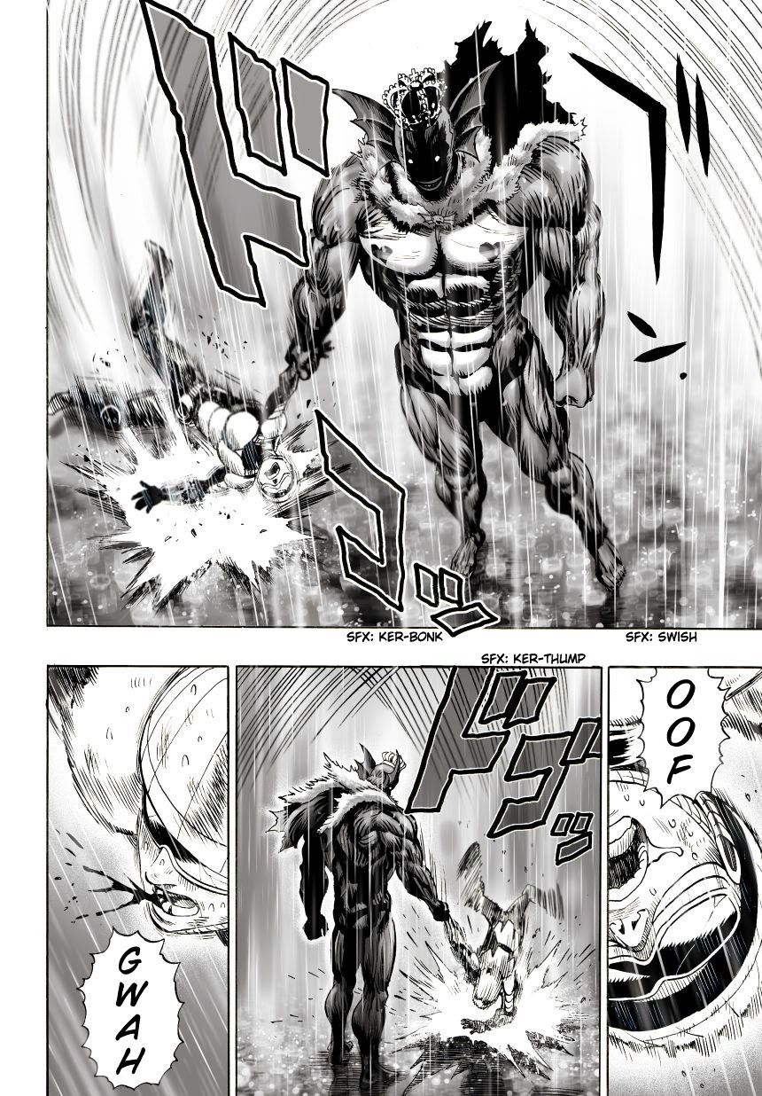One Punch Man Chapter 26 Read Online Image 14