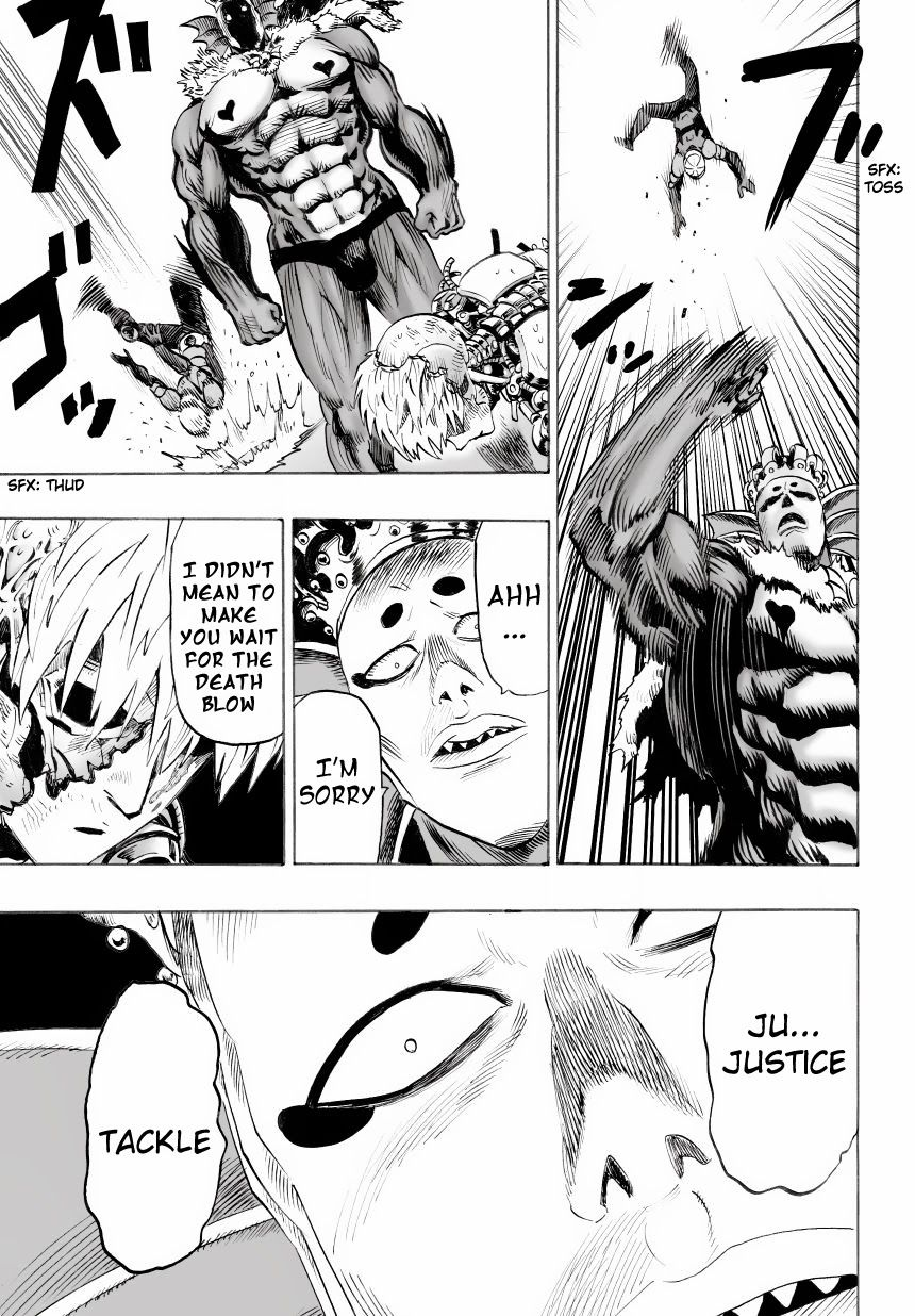One Punch Man Chapter 26 Read Online Image 15