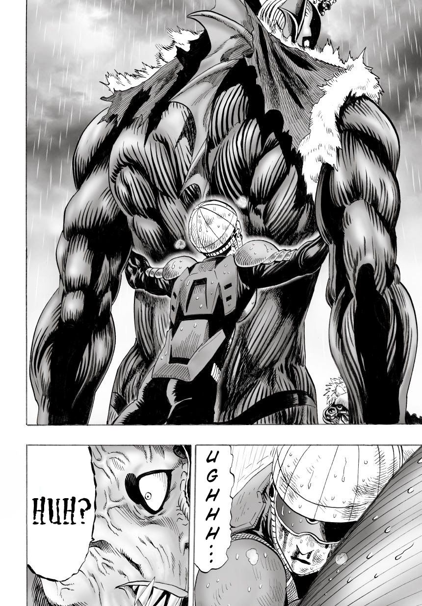 One Punch Man Chapter 26 Read Online Image 16
