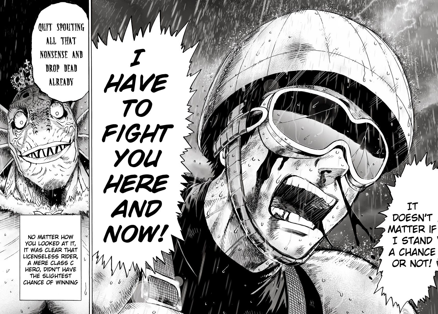 One Punch Man Chapter 26 Read Online Image 20
