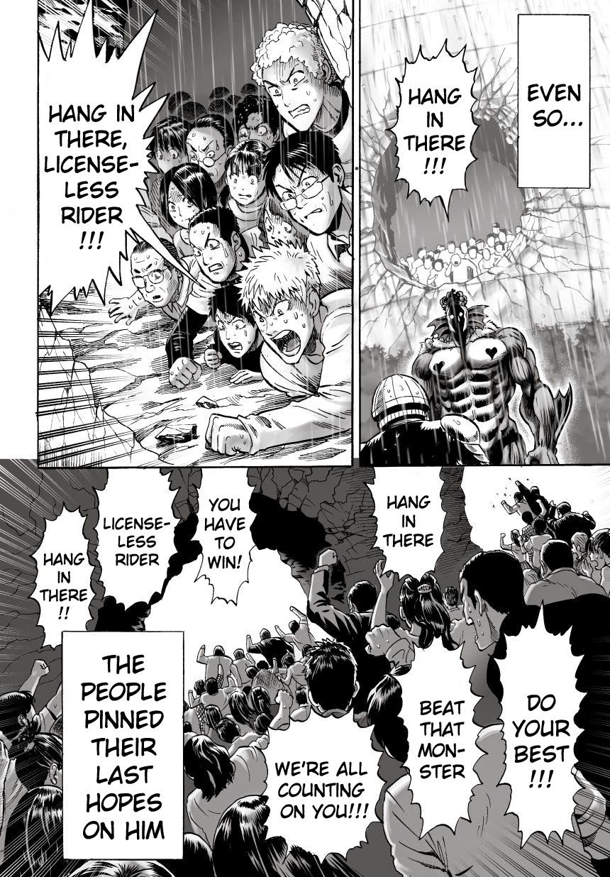 One Punch Man Chapter 26 Read Online Image 21