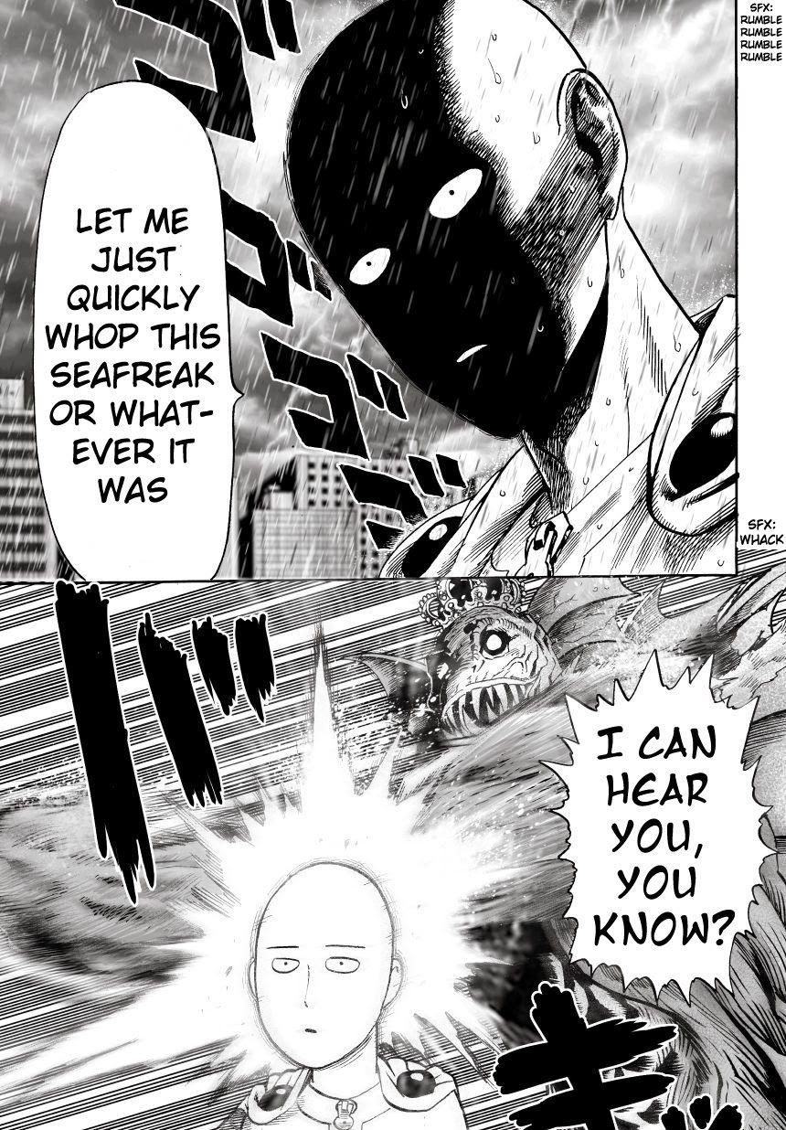One Punch Man Chapter 26 Read Online Image 26
