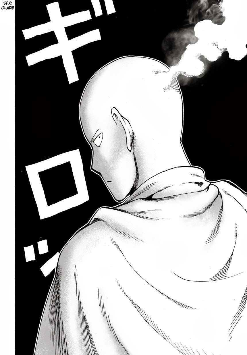 One Punch Man Chapter 26 Read Online Image 27