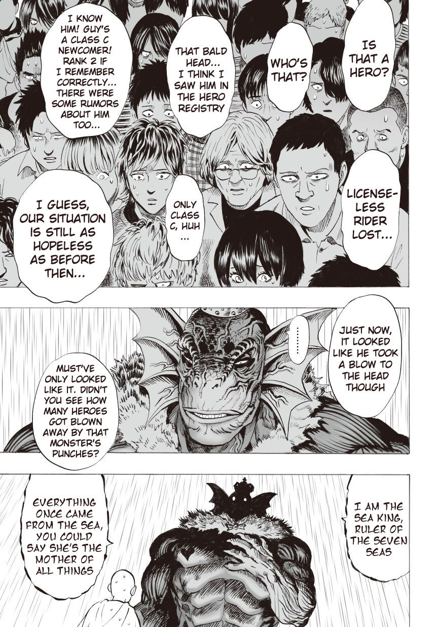 One Punch Man Chapter 27 Read Online Image 4