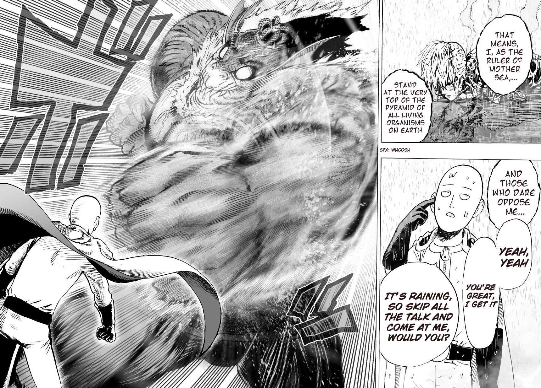 One Punch Man Chapter 27 Read Online Image 5