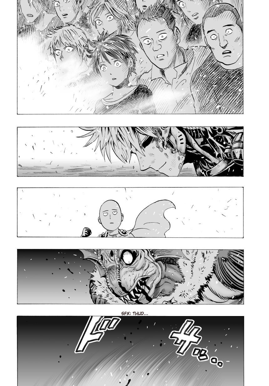 One Punch Man Chapter 27 Read Online Image 8