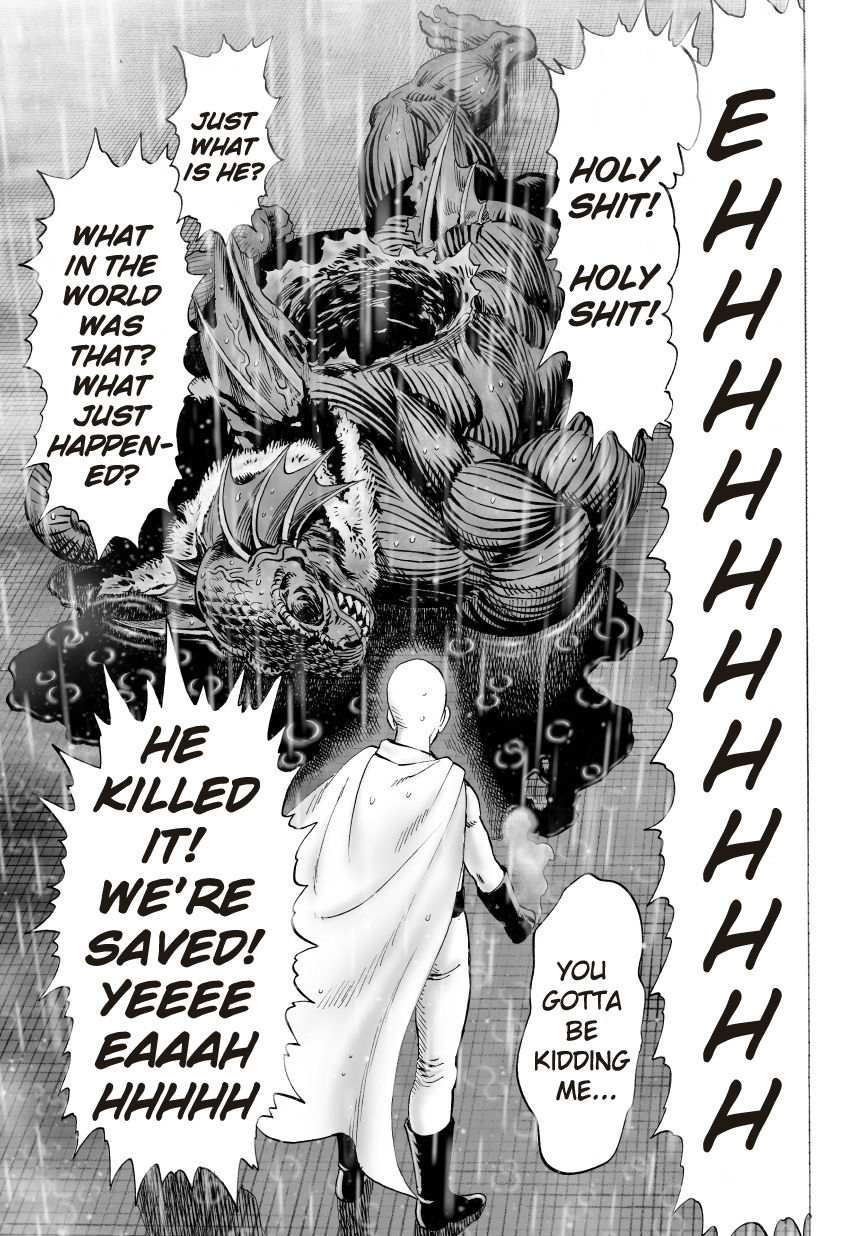 One Punch Man Chapter 27 Read Online Image 9