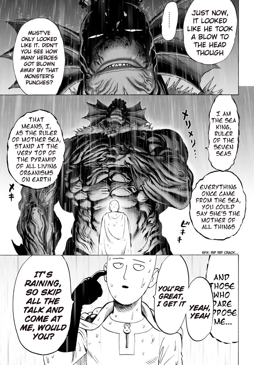 One Punch Man Chapter 27.1 Read Online Image 4
