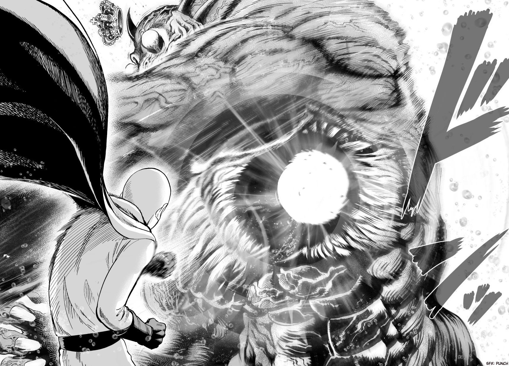 One Punch Man Chapter 27.1 Read Online Image 6