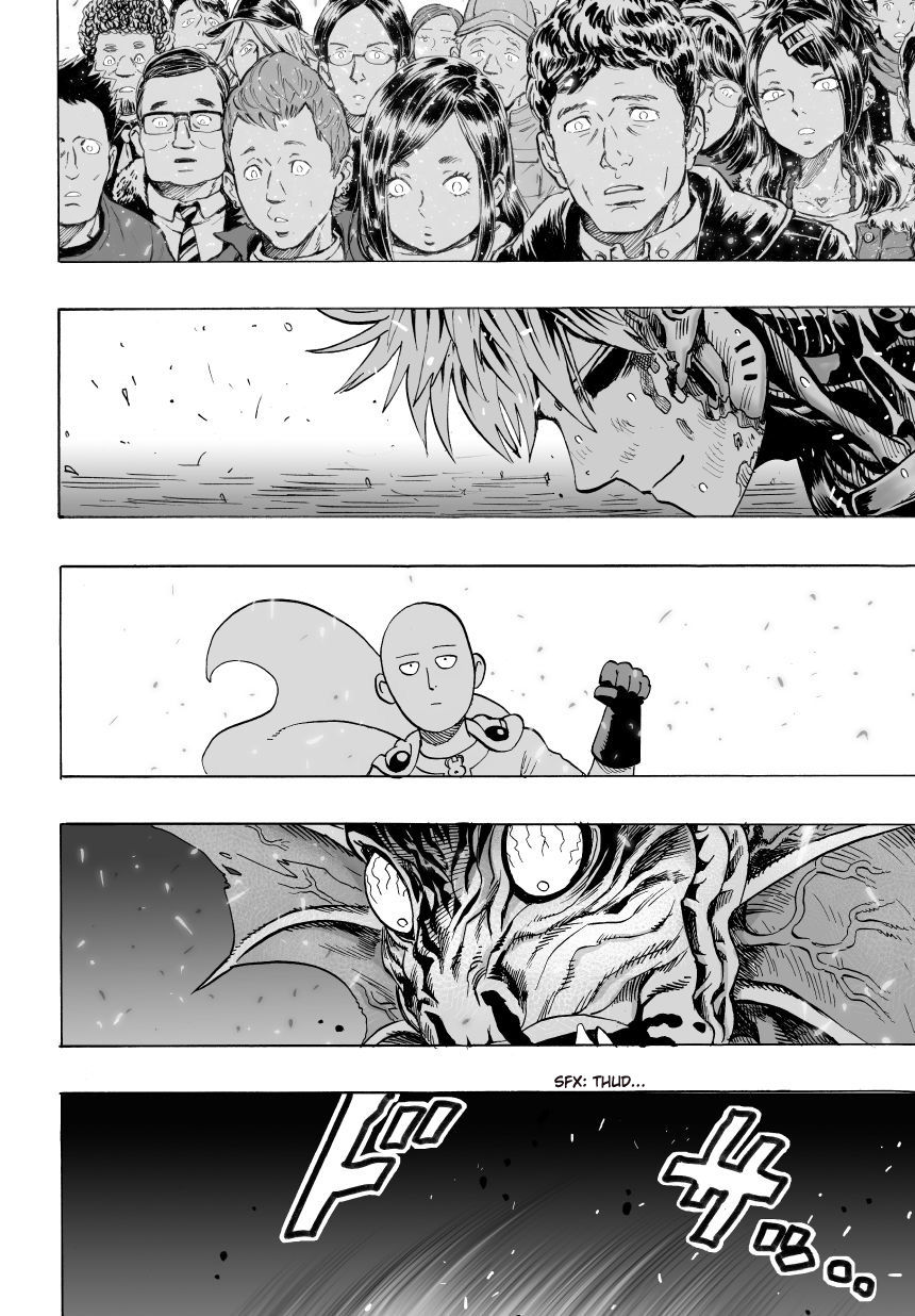 One Punch Man Chapter 27.1 Read Online Image 8