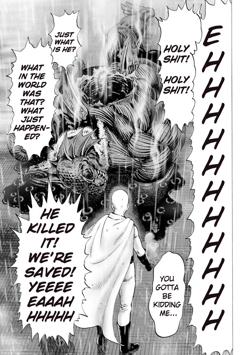 One Punch Man Chapter 27.1 Read Online Image 9
