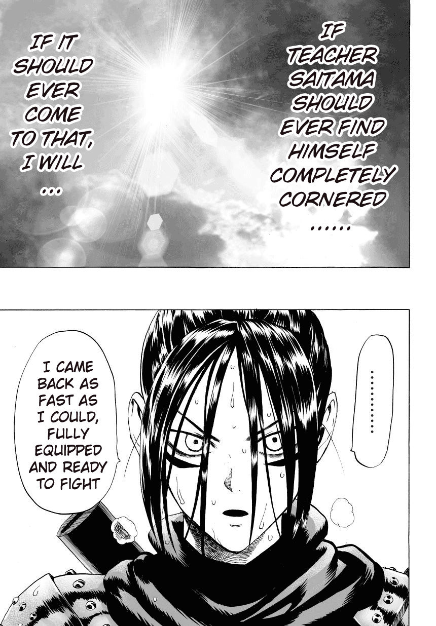 One Punch Man Chapter 27.1 Read Online Image 19