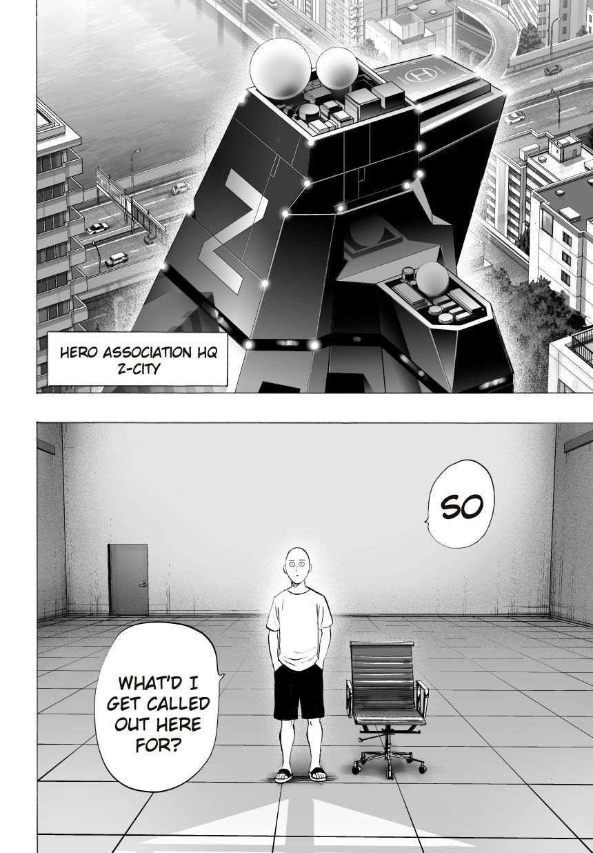 One Punch Man Chapter 28 Read Online Image 9