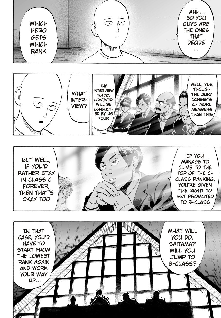 One Punch Man Chapter 28 Read Online Image 11