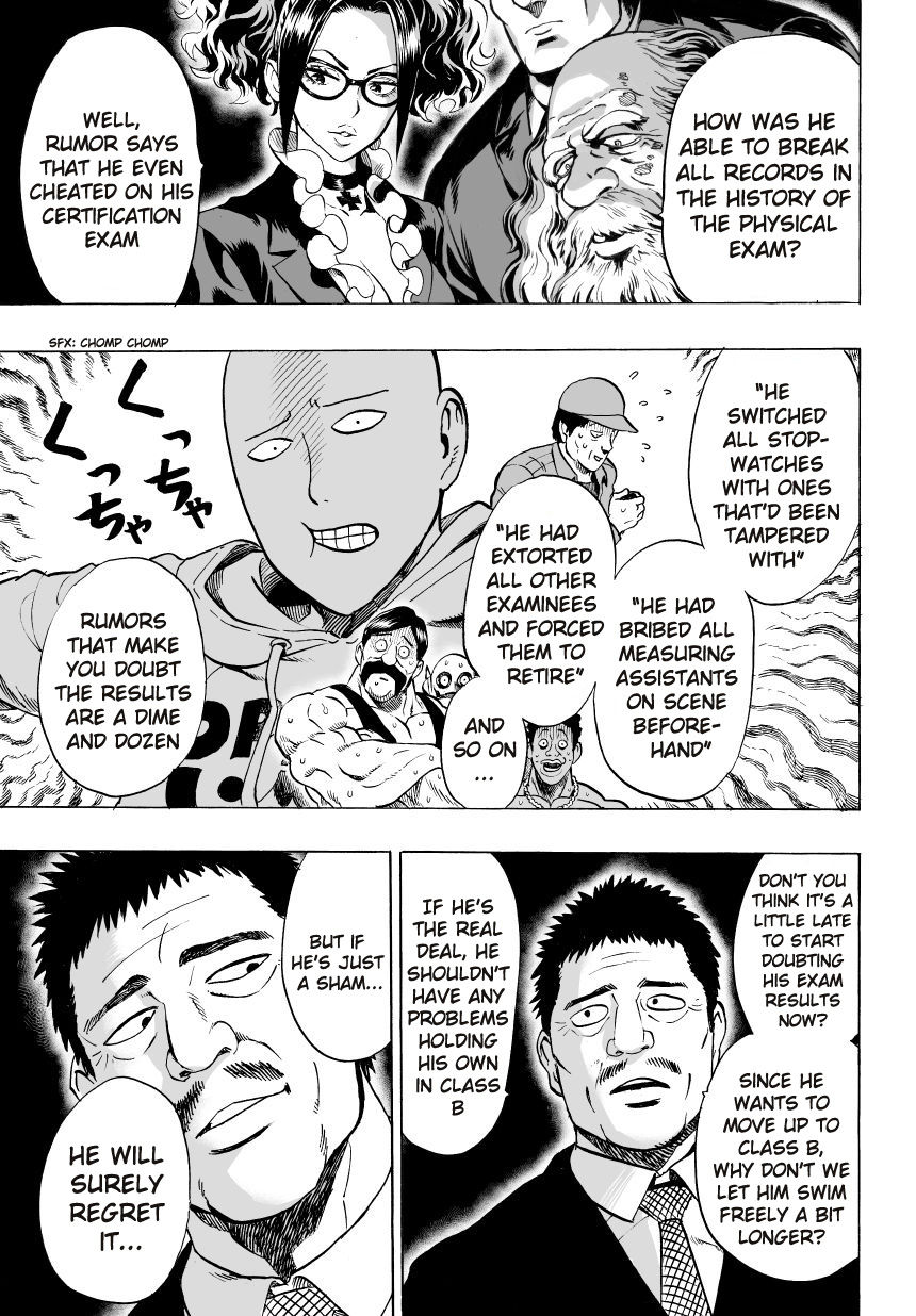 One Punch Man Chapter 28 Read Online Image 14