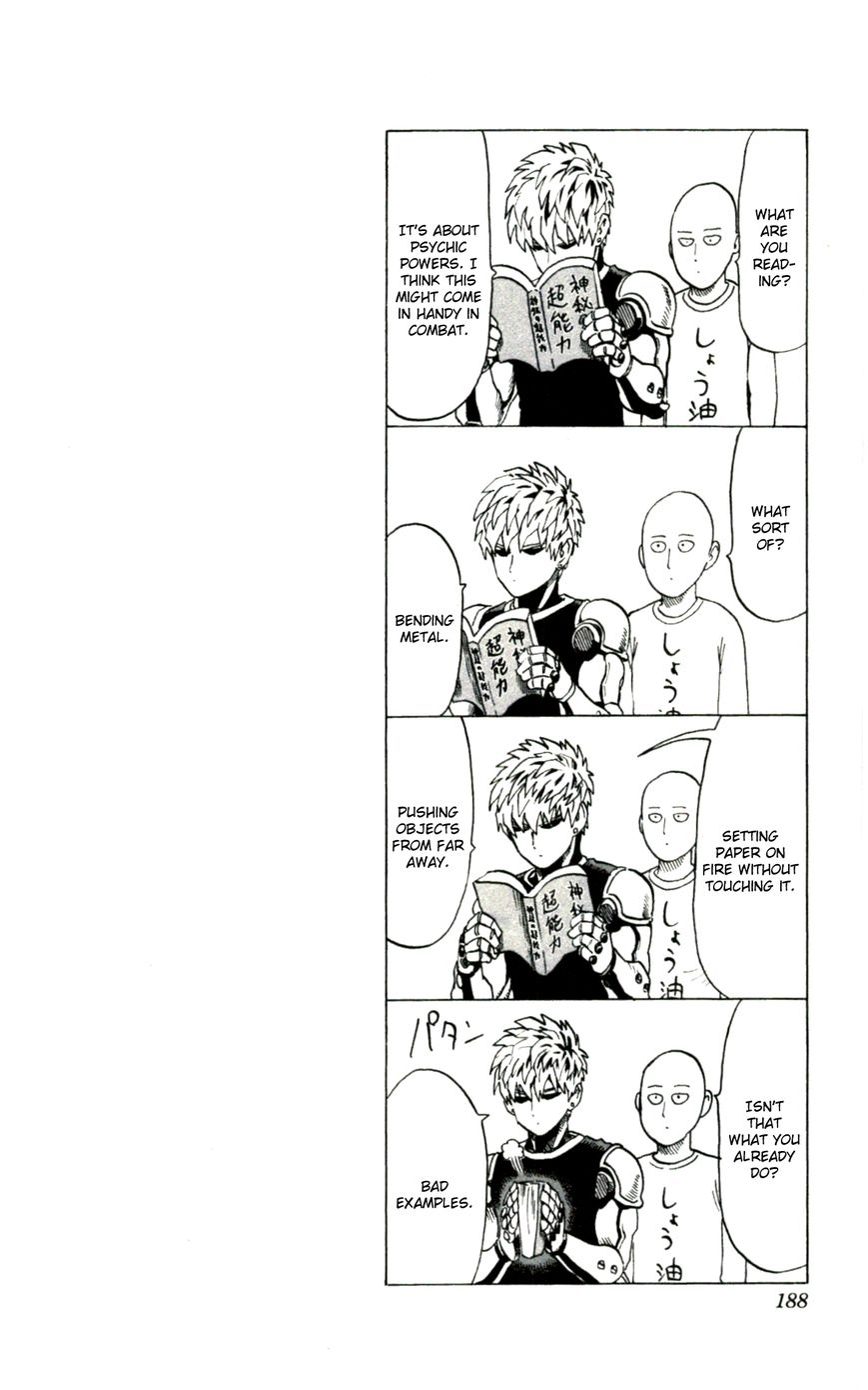 One Punch Man Chapter 29.5 Read Online Image 2