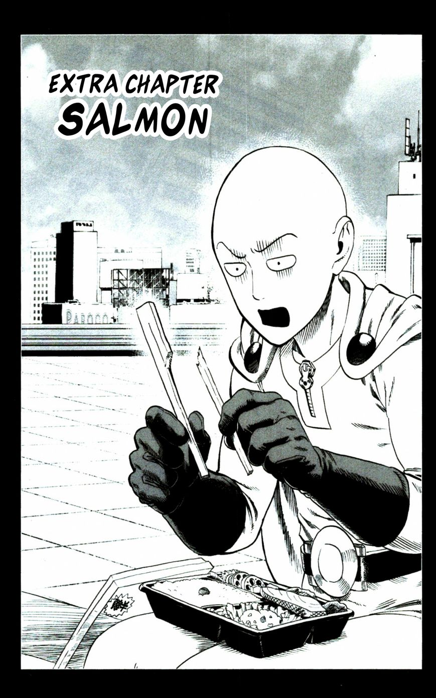 One Punch Man Chapter 29.5 Read Online Image 3