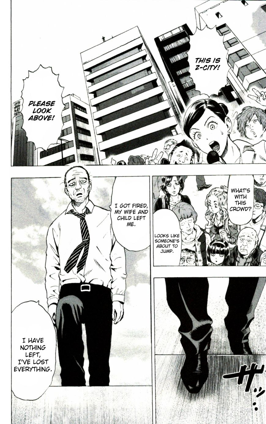 One Punch Man Chapter 29.5 Read Online Image 4