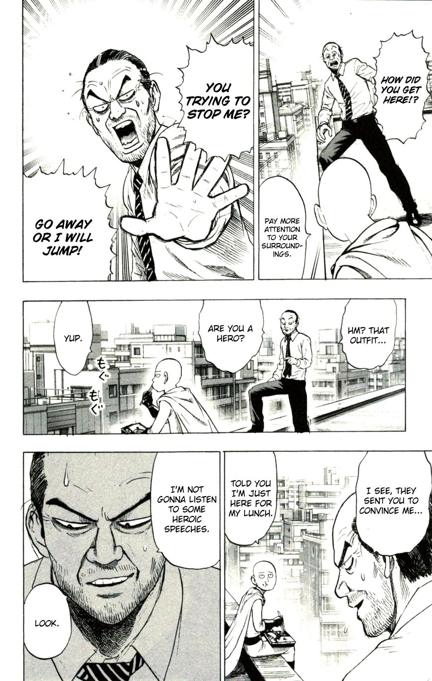 One Punch Man Chapter 29.5 Read Online Image 6