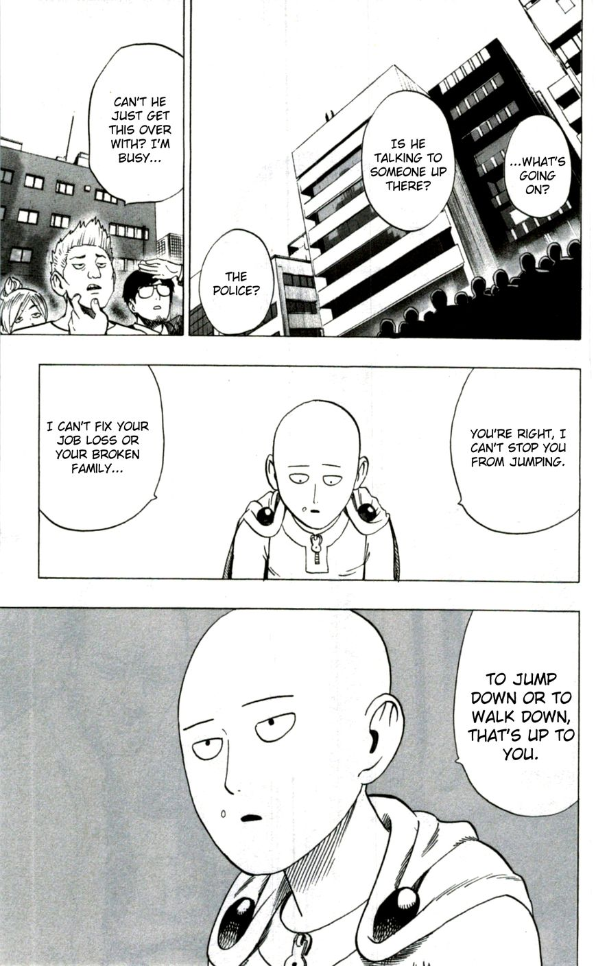 One Punch Man Chapter 29.5 Read Online Image 9