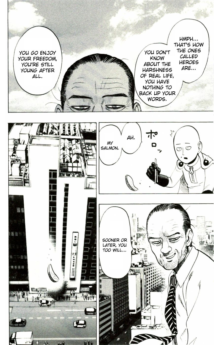 One Punch Man Chapter 29.5 Read Online Image 10