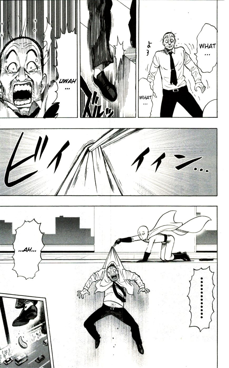 One Punch Man Chapter 29.5 Read Online Image 15