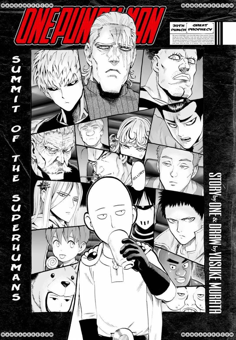 One Punch Man Chapter 30 Read Online Image 2