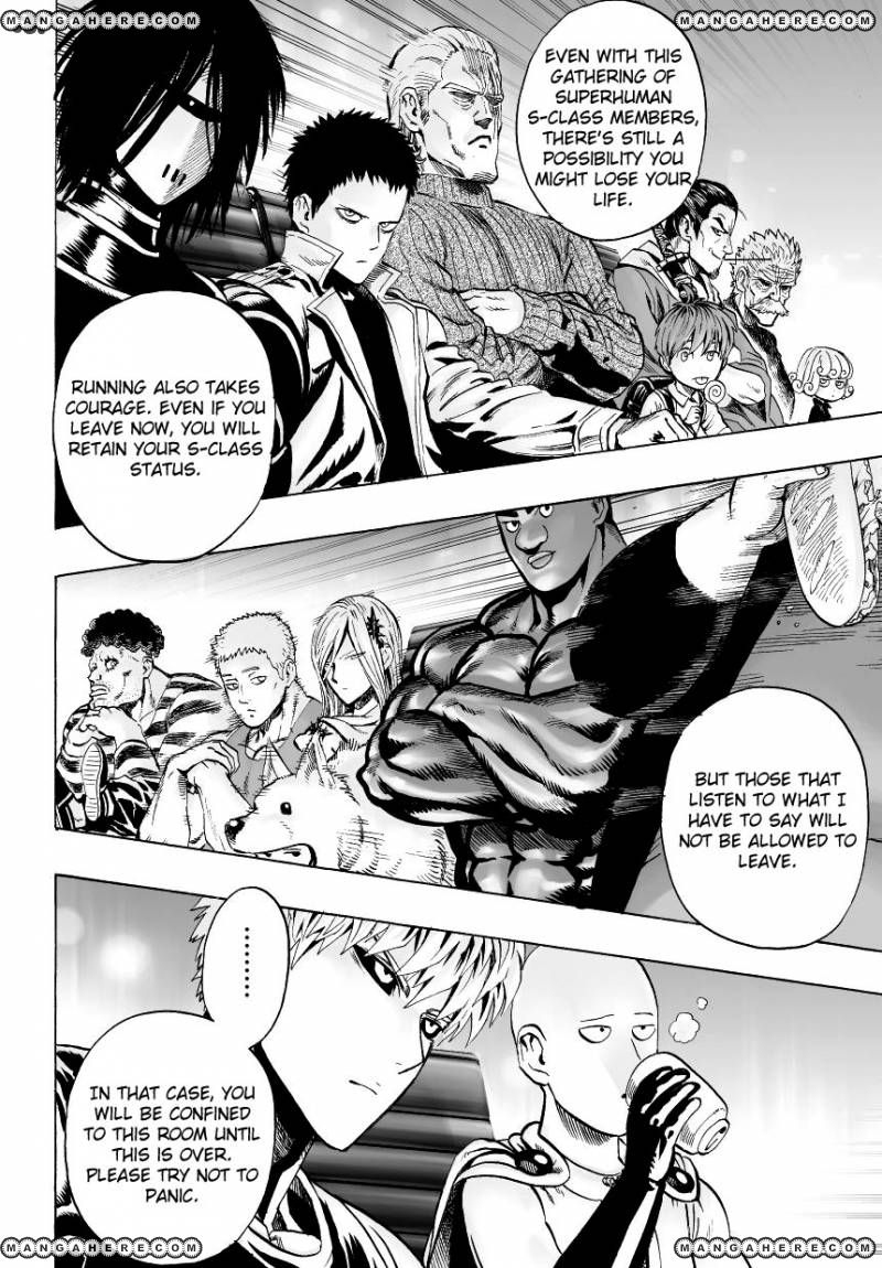 One Punch Man Chapter 30 Read Online Image 4
