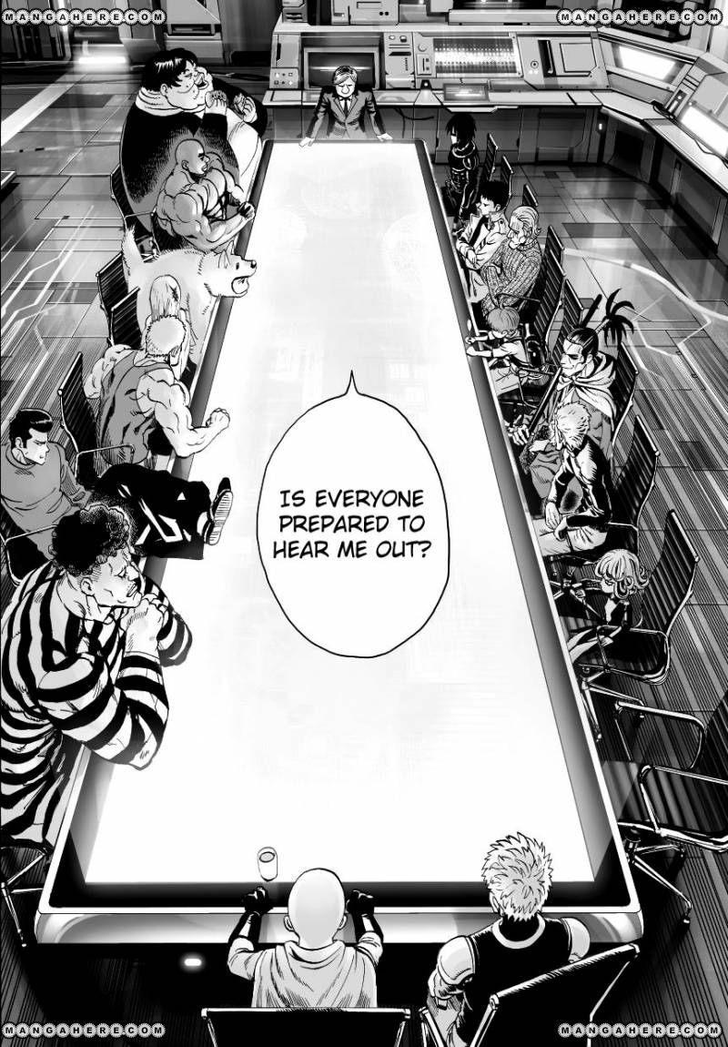 One Punch Man Chapter 30 Read Online Image 5