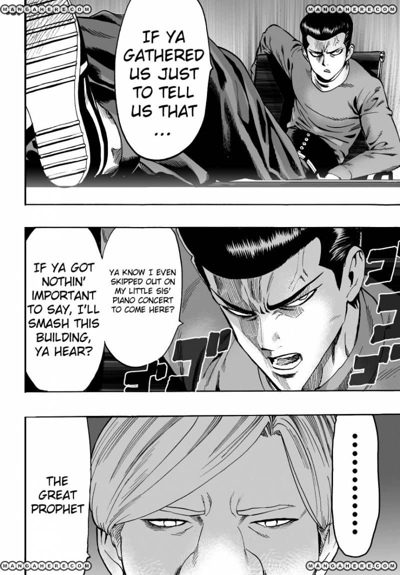 One Punch Man Chapter 30 Read Online Image 6